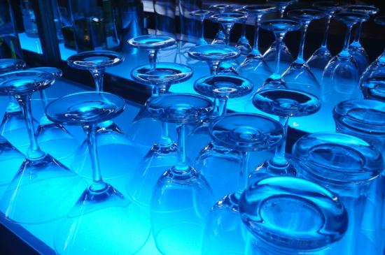 The Kitchen Vang Vieng : Blue bar