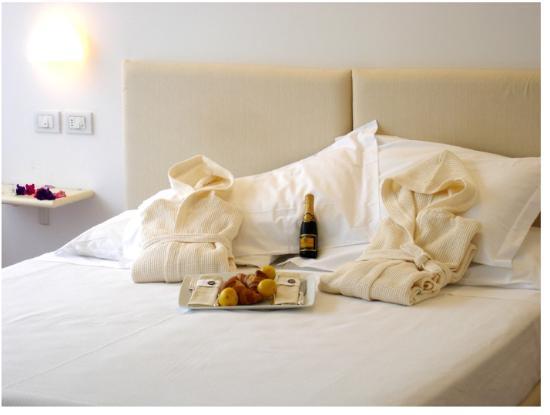 Hotel Moderno Chianciano: camera standard