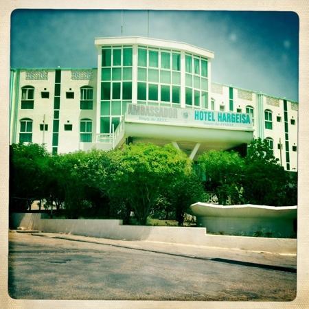 Hargeysa, โซมาเลีย: Hotel Ambassador