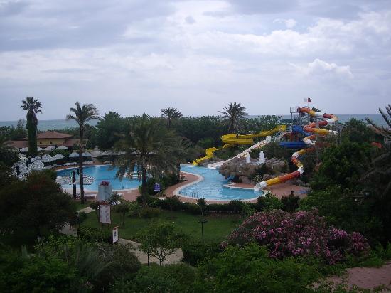 Belconti Resort Hotel : coin aquatique pour parents et enfants
