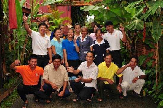 The Kitchen Vang Vieng : The Dream Team