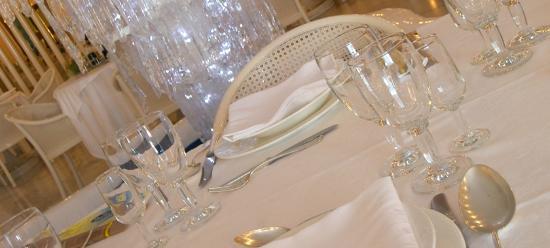 Hotel Moderno Chianciano: dettaglio ristorante