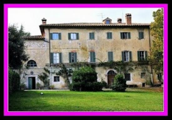 Agriturismo Borgo Spante: la casa