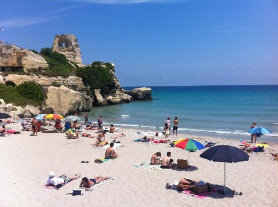 Costa d'Oriente Residence Club: Spiaggia di Torre dell'Orso