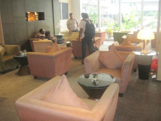 Marvel Hotel Bangkok: Looby