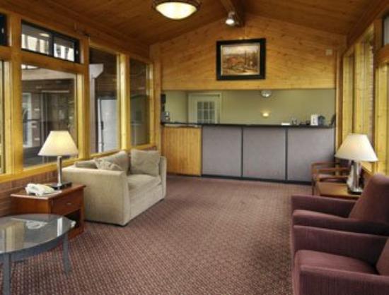 The Blue Door Inn : Lobby