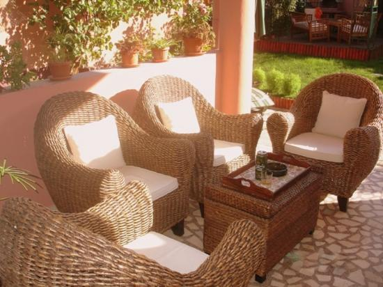 Villa - Hotel ESCALA: Outdoor terrace