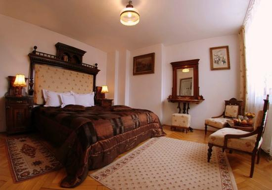 Villa - Hotel ESCALA: Superior double room with terrace