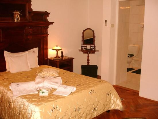 Villa - Hotel ESCALA : Superior double room with terrace