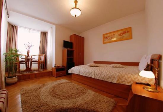 Villa - Hotel ESCALA : Standard double room
