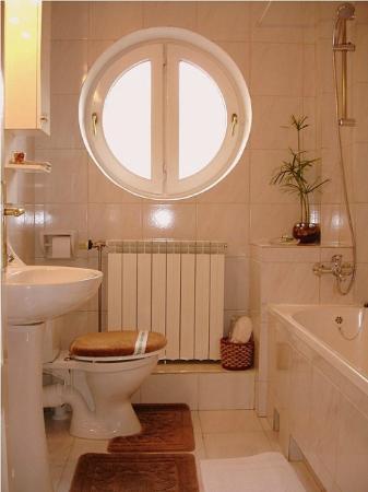 Villa - Hotel ESCALA : Standard double room bath