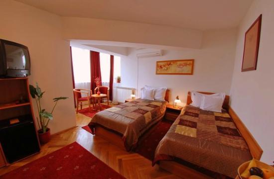 Villa - Hotel ESCALA : Standard twin room