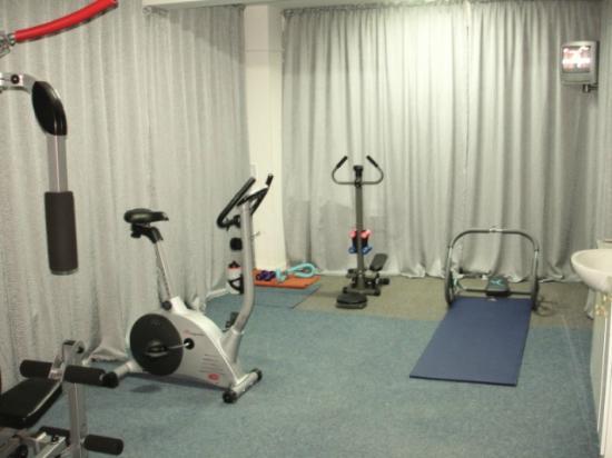 Villa - Hotel ESCALA: Fitness room
