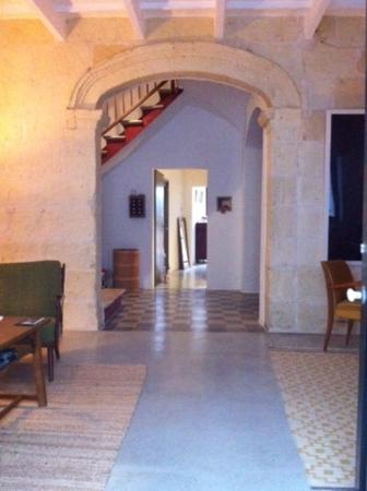 Ferreries, España: Entrada del Hotel
