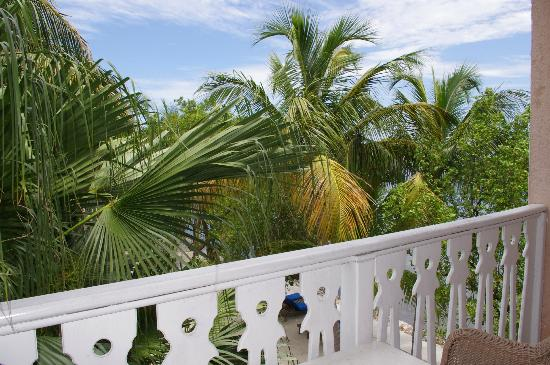 Banana Bay Resort - Key West : Vue du balcon