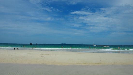 หาดแสม
