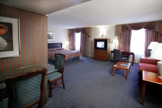 River Park Hotel & Suites Downtown/Convention Center: Guest Room