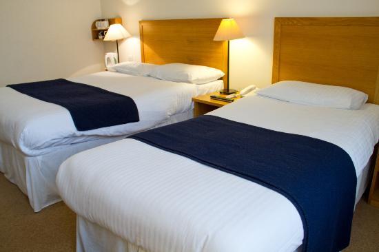 The White Hart: Bedroom