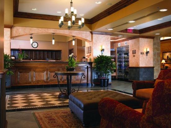 HYATT House Santa Clara: SJCXC_P002 Lobby