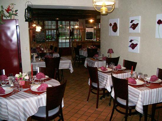 L'Estaminet: salle du restaurant