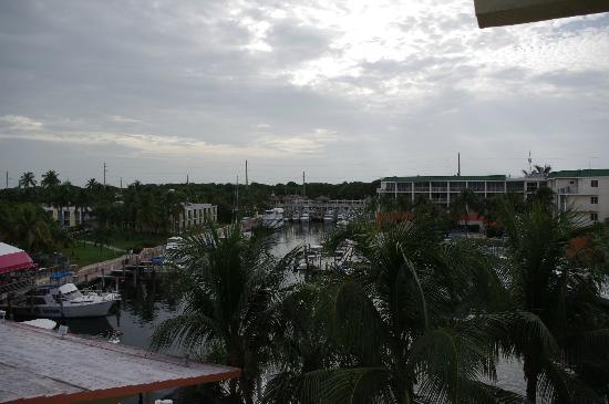 Marina Del Mar Resort And Marina: Vue sur la marina