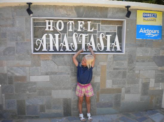 Anastasia Hotel: From Emma with love :)