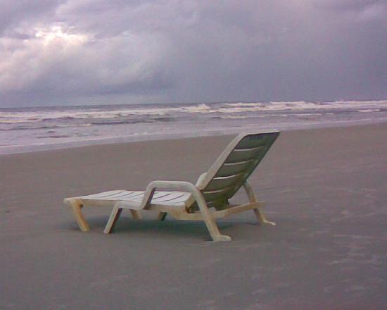 Milionarios Beach : Tranquilidade na praia