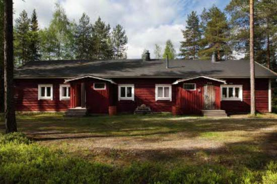 Lapland Forestry Museum: There are many historical buildings in our museum. Each of them has an unique history.