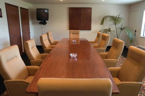 BEST WESTERN PLUS Orchid Hotel & Suites: Top of the Oak Meeting Room