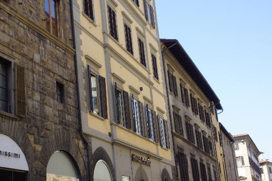 Tourist House Duomo: au premier étage l'hotel