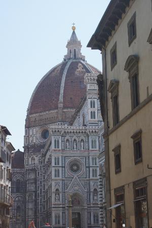 Tourist House Duomo: vue de la chambre