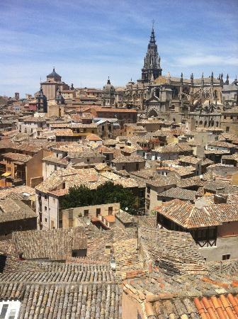 Cigarral de Caravantes : Toledo
