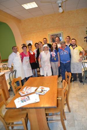 Mercato San Severino, إيطاليا: La nostra famiglia...