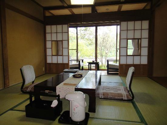 Tairanotakafusa: 部屋