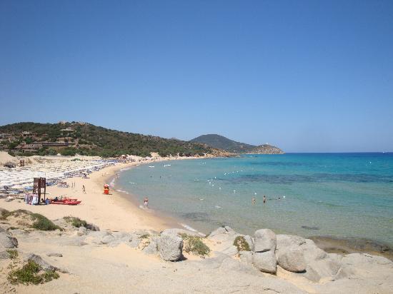 Chia Laguna - Hotel Laguna: Spiaggia