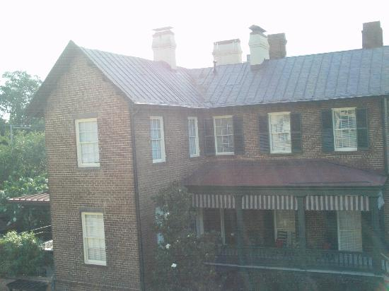 The Gastonian - A Boutique Inn: View from Room