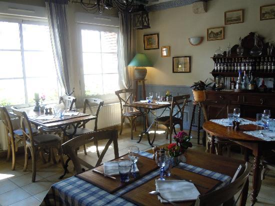 Côté Loire - Auberge Ligérienne : Dining Room