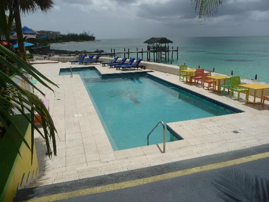 Compass Point Beach Resort: Pool at Compass Point