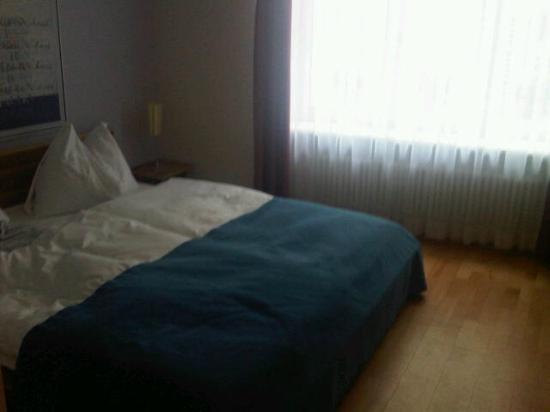 Altstadt Hotel: Room