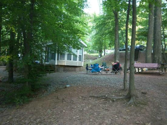Lake Raystown Resort, an RVC Outdoor Destination: P1 Oak Park Cottage