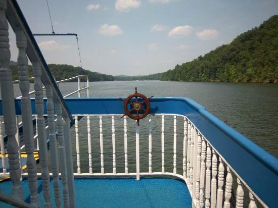 Lake Raystown Resort, an RVC Outdoor Destination: Proud Mary Front Deck