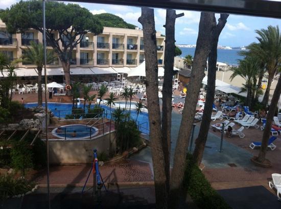 Estival Centurion Playa: vue de la chambre