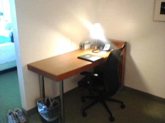 SpringHill Suites Phoenix Tempe/Airport: Desk