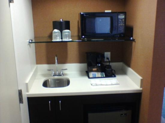SpringHill Suites Phoenix Tempe/Airport: Wet Bar