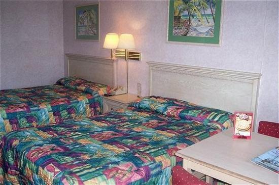 Days Inn Ormond Beach : Guest Room