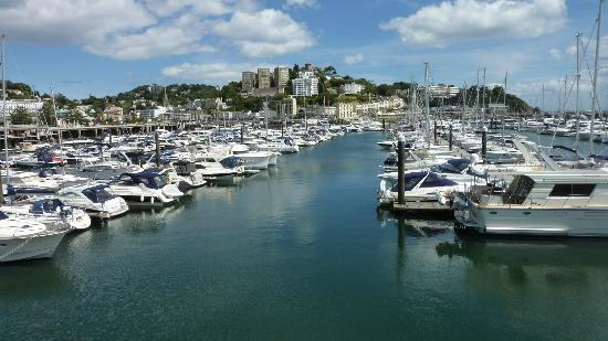 The Meadfoot Bay: Torquay Harbour