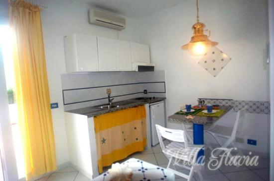 Villa Flavia: La cucina