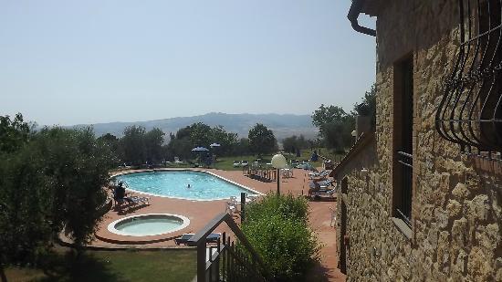 Villa Rioddi: The amazing pool
