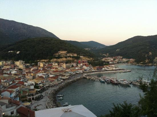 Aleca's House: Parga from the castle