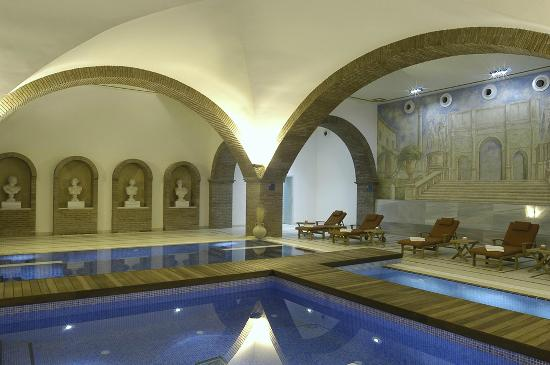 Termas romanas fotograf a de hotel blancafort spa termal - Termas de banos de montemayor ...